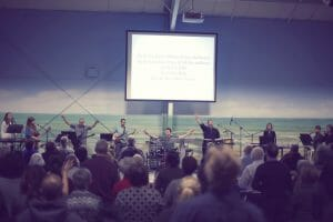 Worship Service at The Bridge
