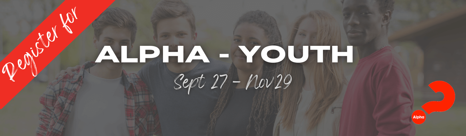 Youth Alpha Course 2021